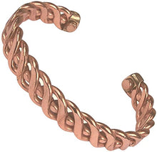 Load image into Gallery viewer, Acusoothe Copper Magnetic Bracelets Pain Relief Therapy - 7 Types
