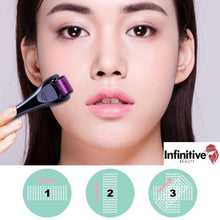 Load image into Gallery viewer, Infinitive Beauty 540 Titanium Alloy Premium Derma Roller