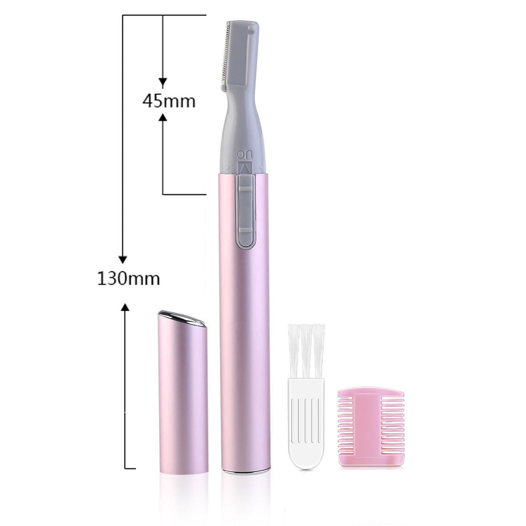 Glamza Electric Eyebrow Trimmer and Body Shaver