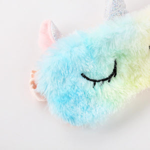 Glamza Unicorn Sleeping Eye Mask