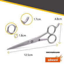Load image into Gallery viewer, Groomarang German Stainless Steel Professional Scissors
