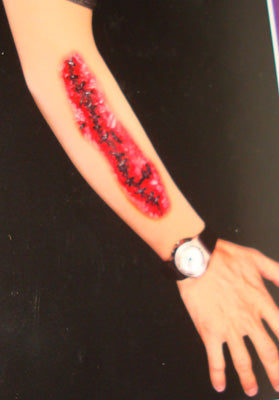 HALLOWEEN GORY ARM - FOREARM SLEEVES - 3 Types