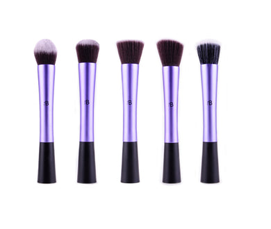 5pc IB Brush Set Purple