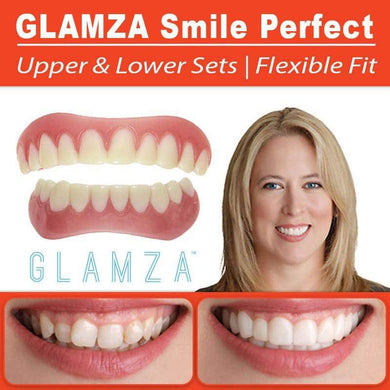 Glamza Smile Perfect Veneers - Top, Bottom or Both!!