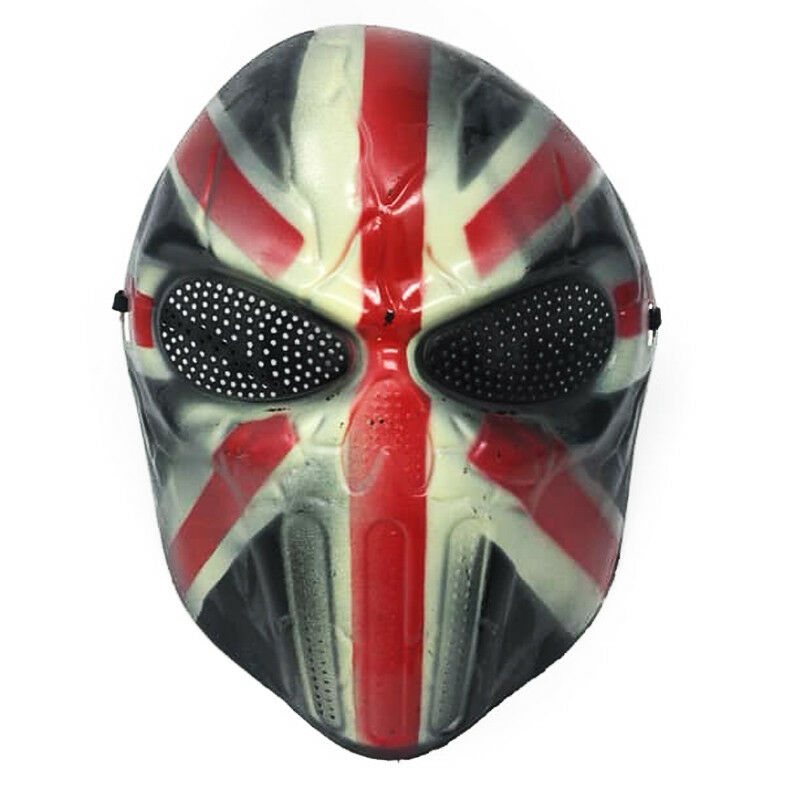 Halloween Jason Voorhees Friday 13th Scary Hockey Mask Prop Creepy Horror by  Forever Cosmetics
