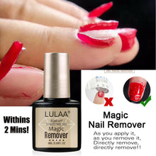 Load image into Gallery viewer, Lulaa Magic Remover - Soak Off UV & LED Nail Gel