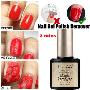Lulaa Magic Remover - Soak Off UV & LED Nail Gel