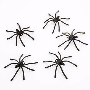 Halloween Spiders Large