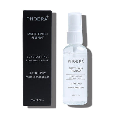 PHOERA Matte Finish Setting Spray - 50ml