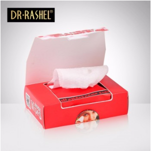 Dr Rashel Rose & Collagen Infused Make Up Wipes