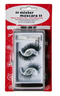 Mister Mascara - Mega Lashes Kit