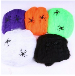Halloween Spider Web by  Forever Cosmetics