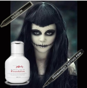 Halloween Witch Makeup, Party Supplies by Forever Cosmetics