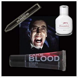 Halloween Scary Vampire Makeup Set by  Forever Cosmetics