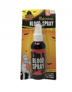 Halloween Blood Spray