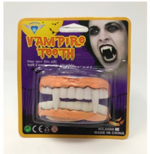 Load image into Gallery viewer, Halloween Vampire Teeth