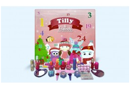 24 Days of Beauty Advent Calendar - Tilly by  Forever Cosmetics