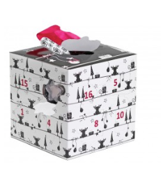 Cube Advent Calendar by  Forever Cosmetics