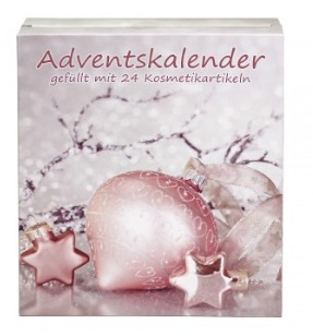 24 Days of Beauty Advent Calendar - Bauble Standing by  Forever Cosmetics