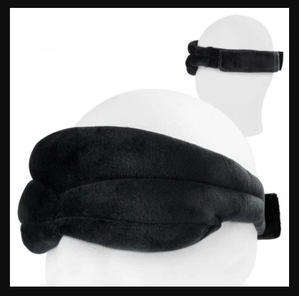 Acusoothe 3D Soft Padded Sleeping Mask, Eye Masks by Forever Cosmetics