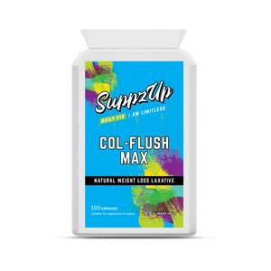 SuppzUp  Col-Flush - 100 Capsules