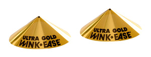 Ultra Gold Wink Ease - Disposable Eye Protection For Indoor Tanning - Various Options