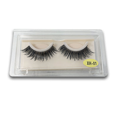 Glamza No Glue Magic XH Eyelashes - 4 Designs!!