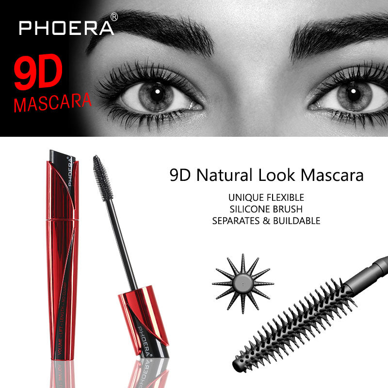 PHOERA 9D High Definition Mascara, Health & Beauty by Forever Cosmetics