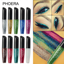 Load image into Gallery viewer, Phoera Glitter Glam Liquid Eyeliner