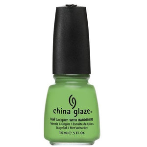 China Glaze Nail Polish - Gaga For Green