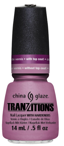 China Glaze Tranzitions Nail Polish - Split Personailty