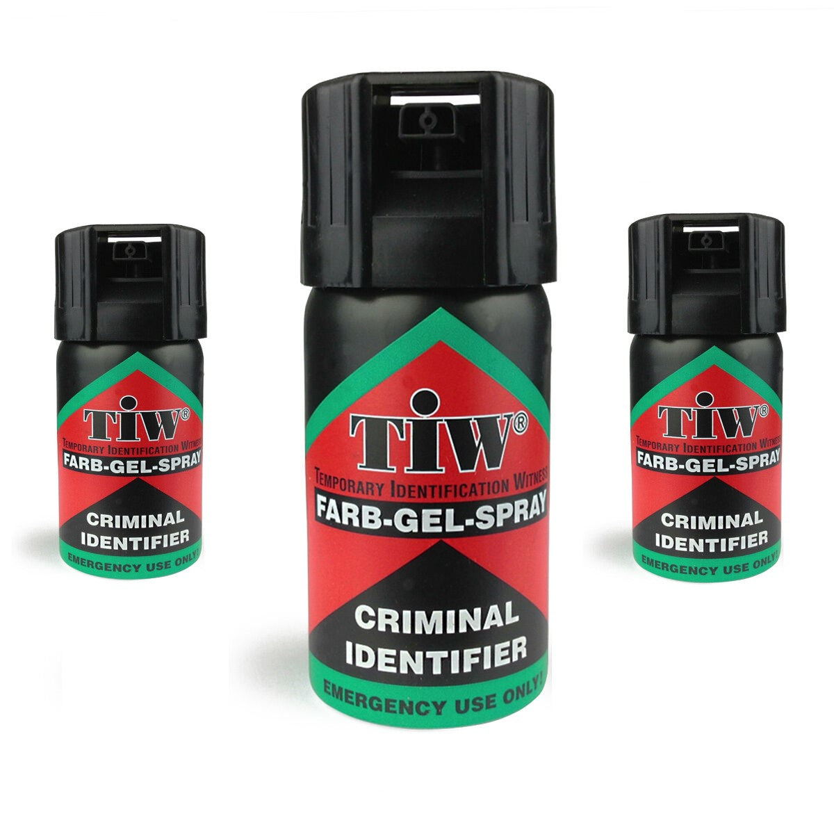 Farb Gel ID Spray, Business & Home Security by Forever Cosmetics