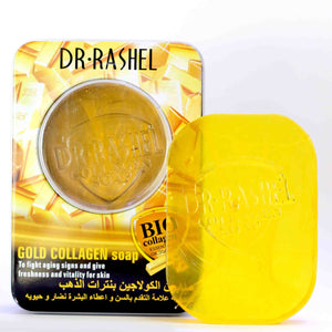 Dr Rashel Gold Bio Collagen Essential Oil Soap