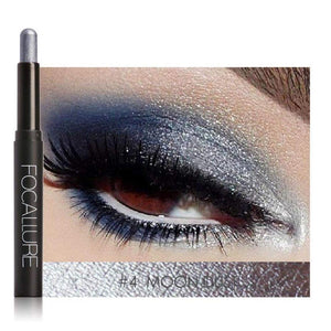Focallure Glitter Eyeshadow & Eyeliner Pencil -  All In One