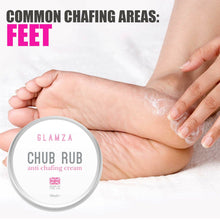 Load image into Gallery viewer, Glamza Chub Rub Anti Chafing Cream 50ml
