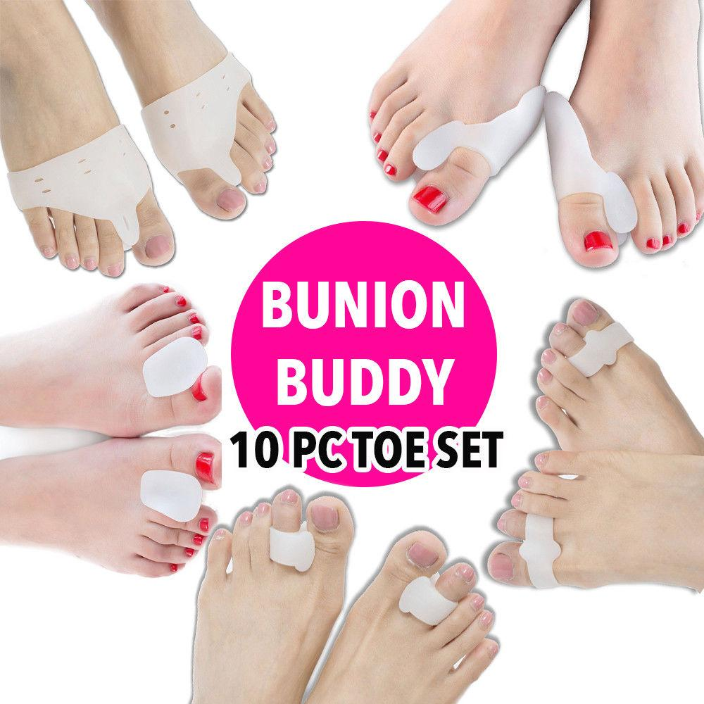 10pc Bunion Buddy Kit by  Forever Cosmetics