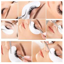 Load image into Gallery viewer, Glamza Dual Use Lint Free Eyelash Extension & Skin Tightening Patches