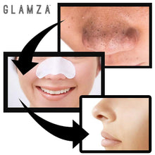 Load image into Gallery viewer, Glamza Blackhead Nose Removal Strips