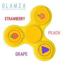 Load image into Gallery viewer, Glamza Novelty Lip Balm - 3 Fruity Flavours!!