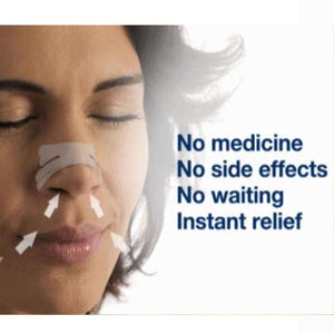 Acusnore Anti Snore 'Breathe Better' Nasal Strips