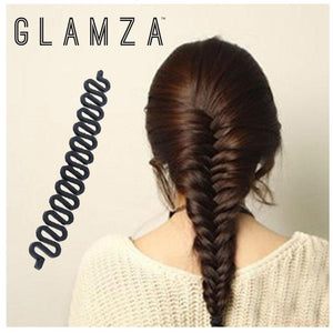 Glamza French Braid Plait Hair Braiding Tool
