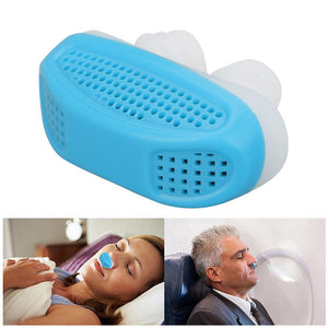 Acusnore Anti Snore Air Purifier Device Sleep Aid