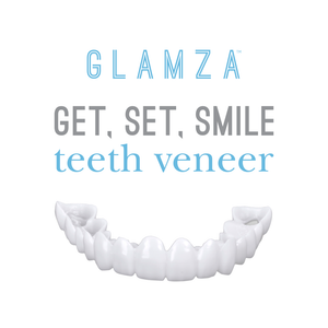 Glamza Get Set Smile Veneers