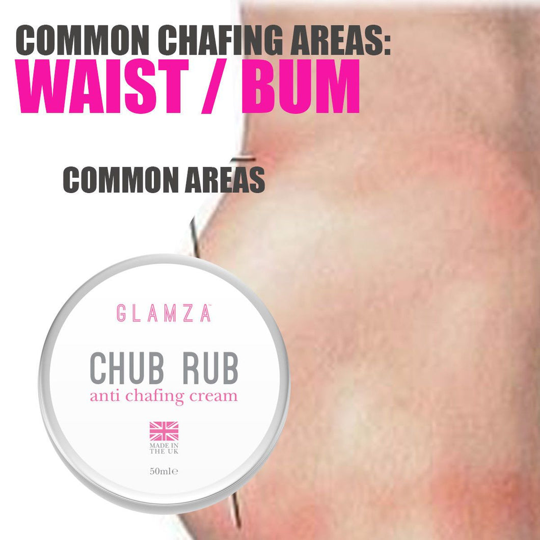 Glamza Chub Rub Anti Chafing Cream 50ml