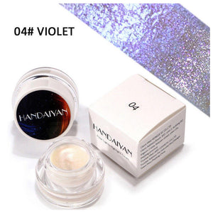 Glamza Silky Shiny Polar Highlight Cream