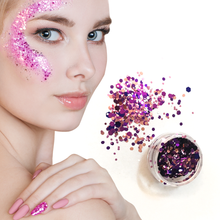 Load image into Gallery viewer, Chunky Unicorn Mermaid Glitter 2g