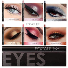 Load image into Gallery viewer, Focallure Glitter Eyeshadow & Eyeliner Pencil -  All In One