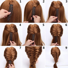 Load image into Gallery viewer, Glamza French Braid Plait Hair Braiding Tool