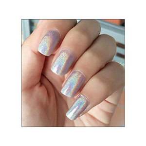 Magic Mirror Holographic Nail Powder