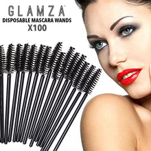 Load image into Gallery viewer, Glamza Mascara Wands x100
